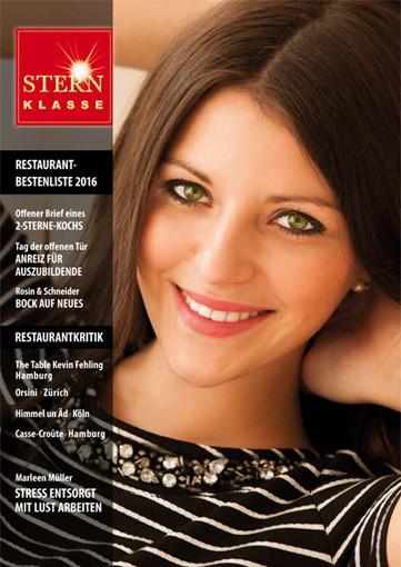 2015 - 4 STERNKLASSE Cover NEU