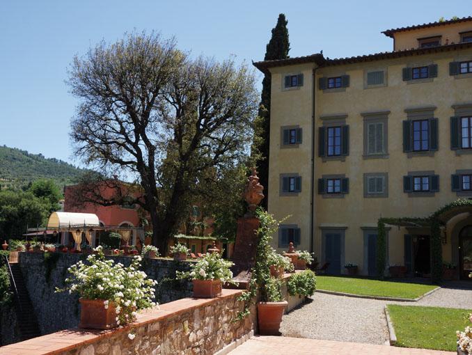 84 Villa la Massa - FLORENZ - STERNKLASSE