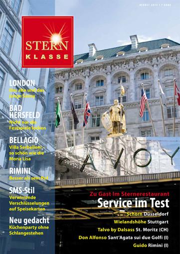 2013 - 3  STERNKLASSE Cover NEU