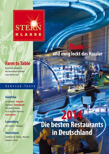2013 - 4 STERNKLASSE Cover neu